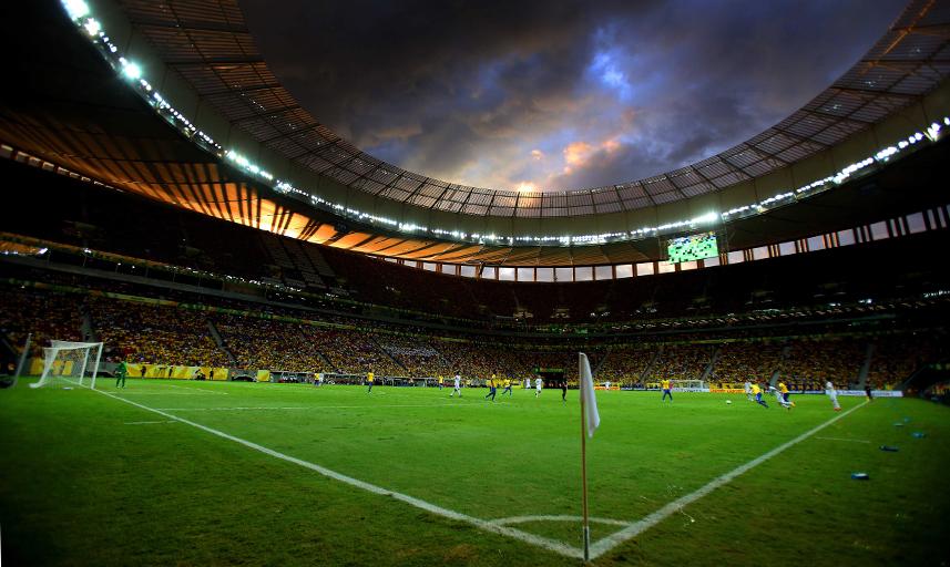 معلومات عن ملعب كاس العالم في البرازيل 2014 2343_1